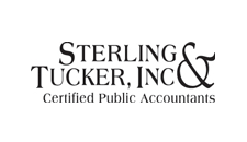 Sterling & Tucker Inn certified public accountants
