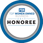 top women owned business 2017 honoree